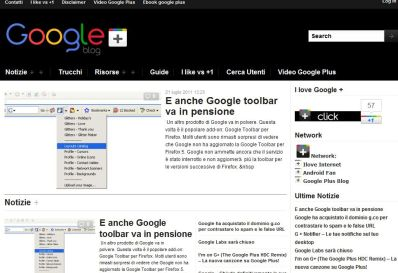 Googleplusblog.it