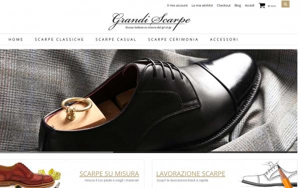 Grandiscarpe.com