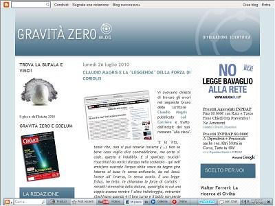 Gravita-zero.org