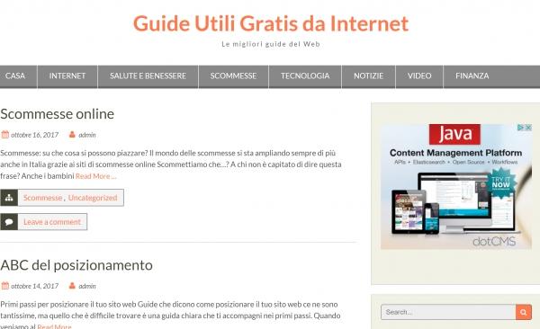 Guide Utili Gratis da Internet