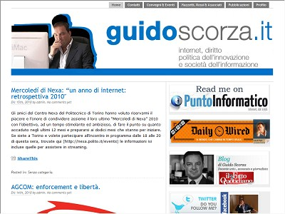 Guidoscorza.it