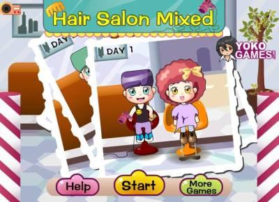 Hair Salon Mixed