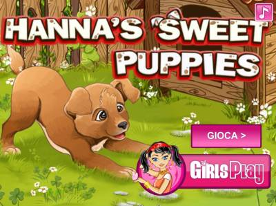 Hanna Sweet Puppies