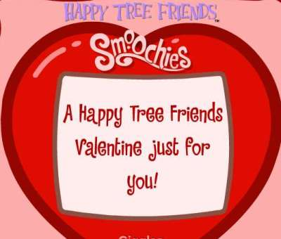 Happy Tree Friends Valentine Smoochie
