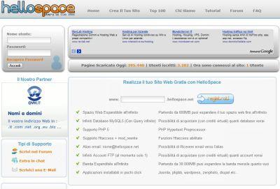 Hellospace.net