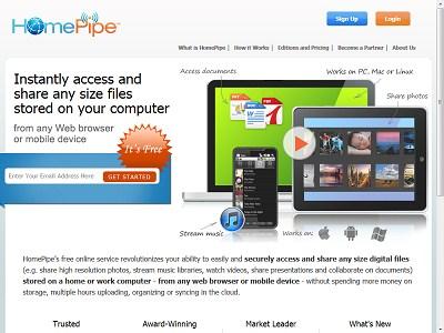Homepipe.net