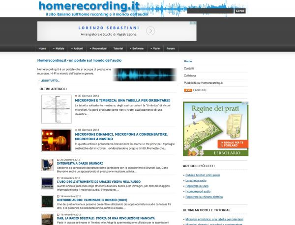 Homerecording.it