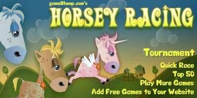 Horsey Racing
