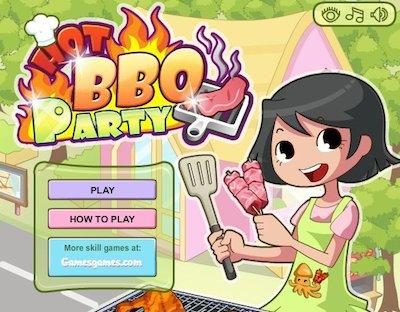 Hot BBQ Party