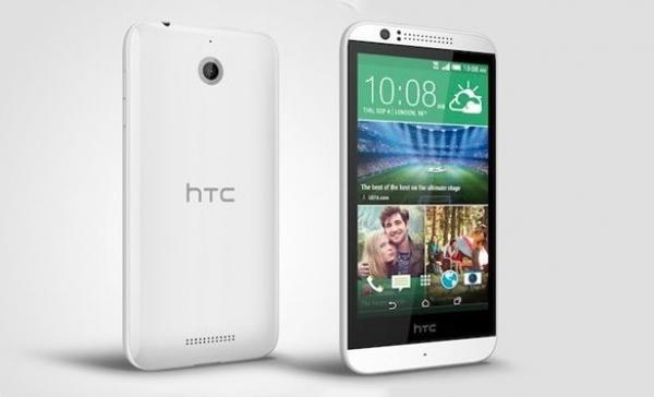 Ecco il primo smartphone Android a 64bit ovvero HTC Desire 510. Scheda tecnica ed immagini