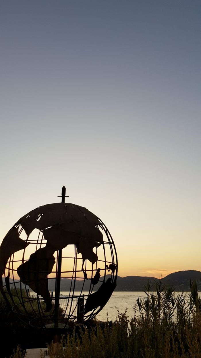 Il mondo al tramonto