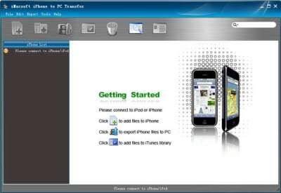 iMacsoft iPhone to PC Transfer