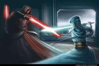 Immagini Jedi per ispirare la forza