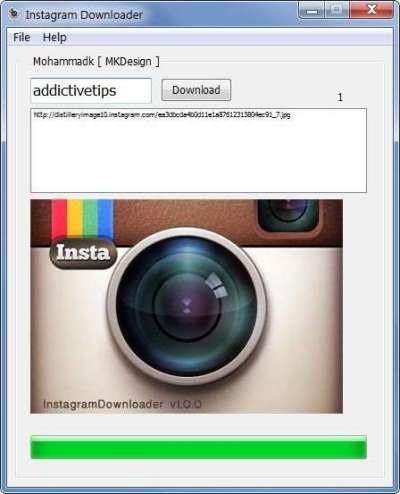 InstagramDownloader