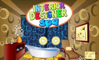 Interior Designer Spa