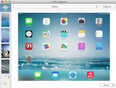 iOS Capture