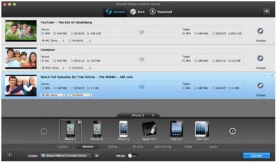 iSkysoft iMedia Converter Deluxe