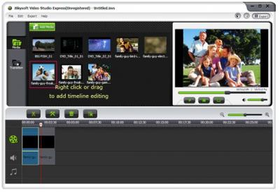 iSkysoft Video Studio Express