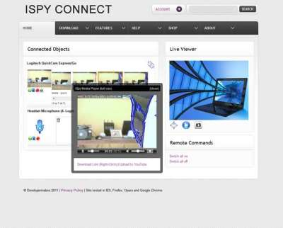 iSpy Connect