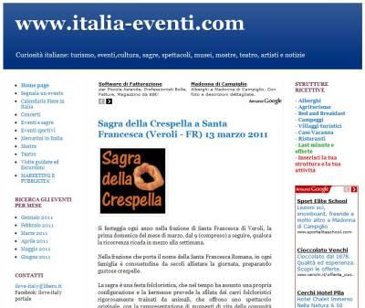 Italia-eventi.com