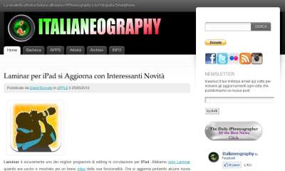 Italianeography.com