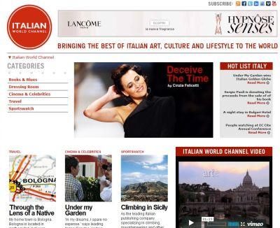 Italianworldchannel.com
