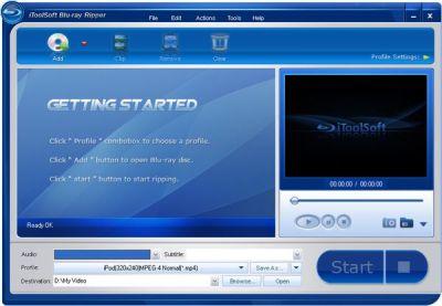 iToolSoft Blu-Ray Ripper