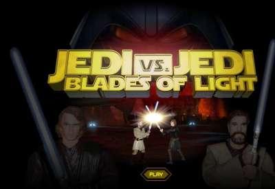 Jedi vs Jedi - Blades Of Light