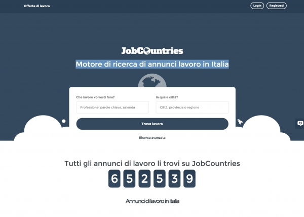 Jobcountries