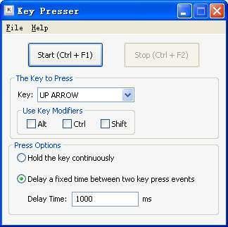 Key Presser