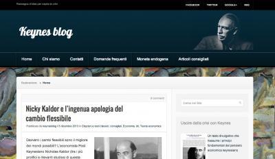 Keynes Blog