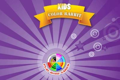 Kids Color Rabbit
