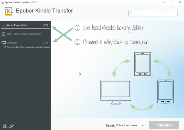 Kindle Transfer