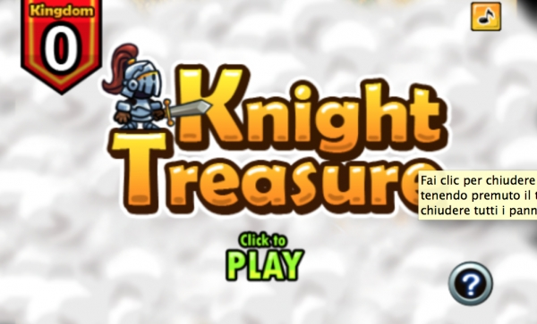 Knight Treasure