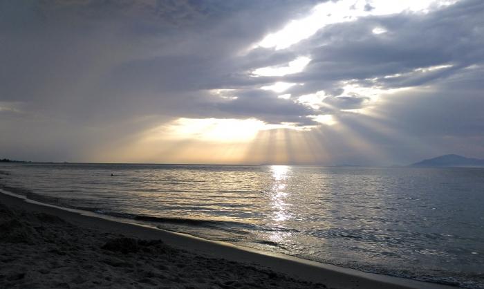 Kos Island Sunset 4K