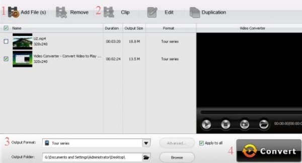 Kvisoft Video Converter