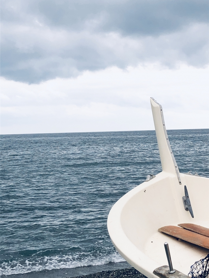 La barca e la prua