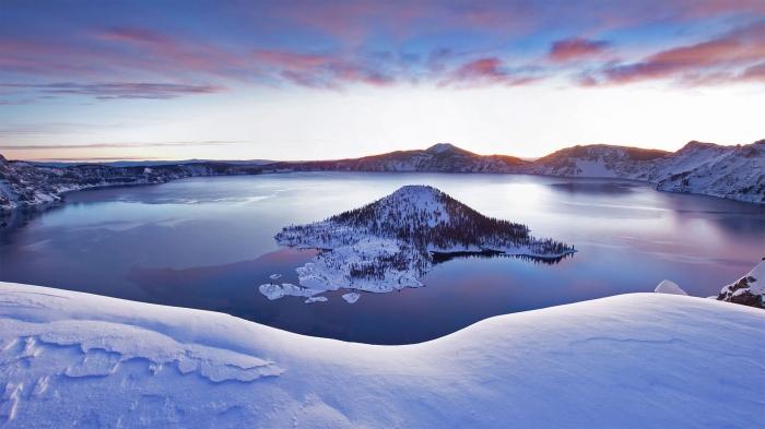 Lago Crater Oregon