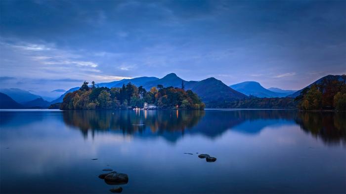 Lago nel Blu