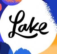Lake: Coloring Book