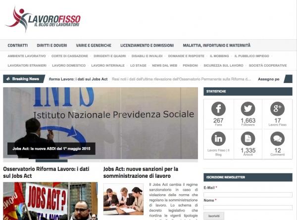 Lavorofisso.com