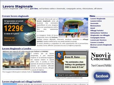 Lavorostagionale.net