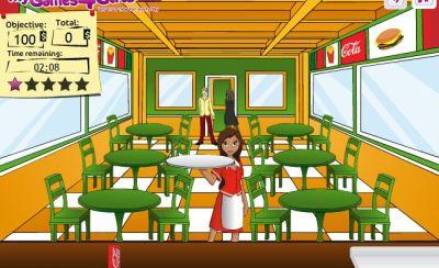 Leas Fast Food Restaurant
