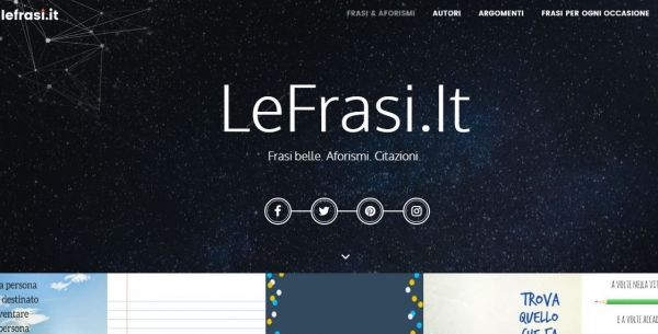 Lefrasi.it