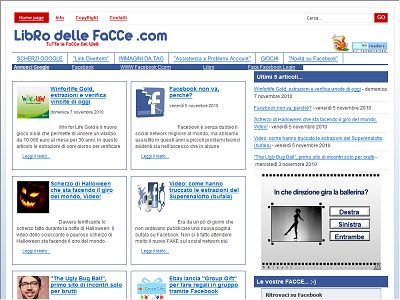 Librodellefacce.com