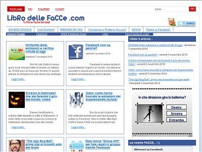 Librodellefacce.com