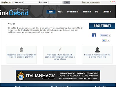 Linkdebrid.com