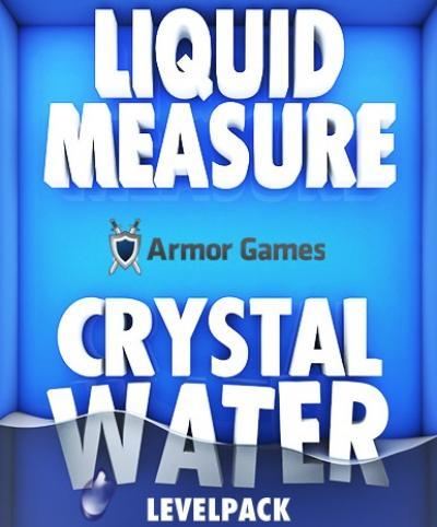 Liquid Measure Crystal Water Pack