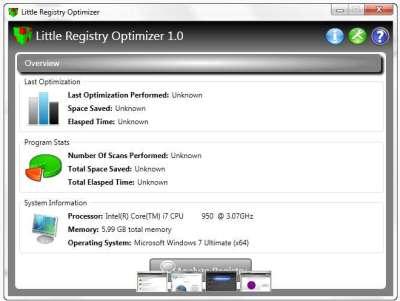 Little Registry Optimizer