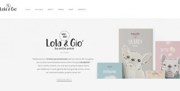 Lolaandgio.com